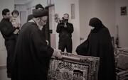 ابراز همدردی امام جمعه تبریز با خانواده شهید تجلایی