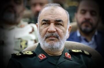 تسلیت فرمانده کل سپاه به مناسبت درگذشت همسر شهید تجلایی