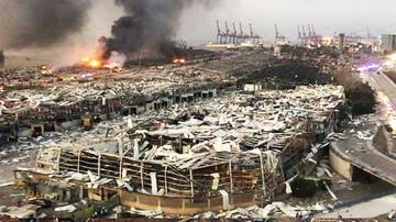 پیام حضرت آیتالله علوی گرگانی بمناسبت انفجار در بیروت لبنان