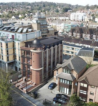 Purley mosque receives planning