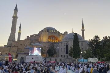 حمله مجدد به مسجد تاریخی در یونان