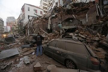ردپای موساد و آمریکا در انفجار بیروت
