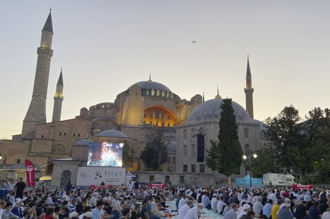 بار دیگر به مسجد تاریخی در یونان حمله شد