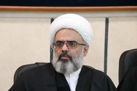 حجت الاسلام داود نمازی - مشاور وزیر کشور