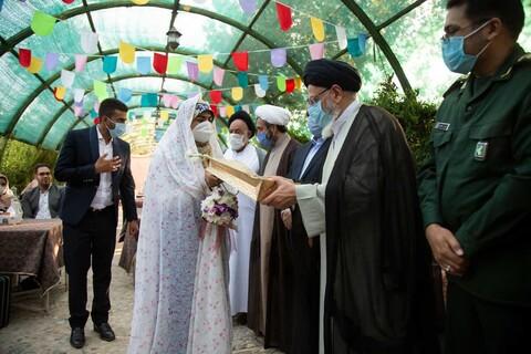 گزارش تصویری از نهضت کمک مومنانه استان یزد