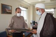 مدیر حوزه علمیه قزوین:  داشتن جسارت ، دانش و تجربه از اصول اولیه خبرنگاری است