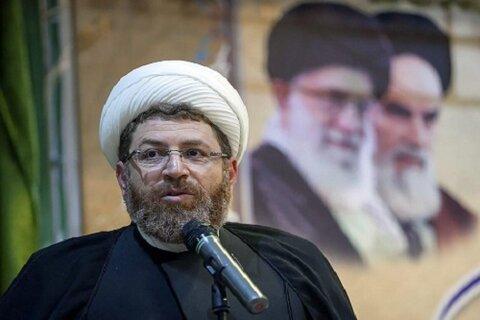 حجت الاسلام محمد صالحی مدیرکل مدیرکل اوقاف استان کرمانشاه