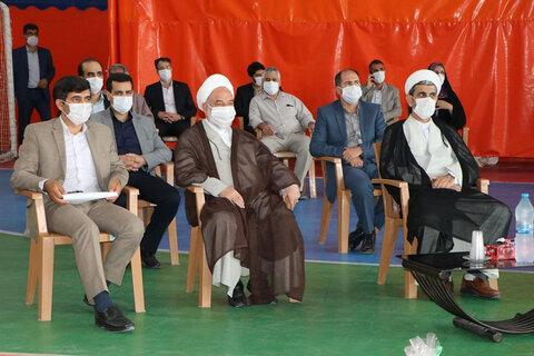 تصاویر | مرحله دوم رزمایش مواسات و  کمک مؤمنانه در خراسان شمالی