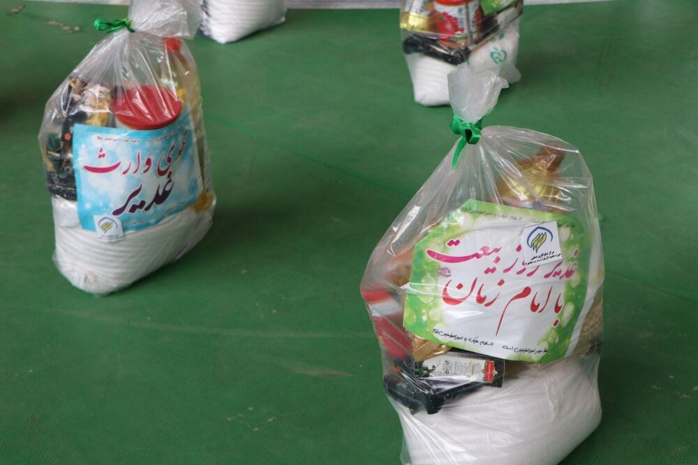 توزیع ۱۲ هزار غذای گرم و بسته معیشتی و بهداشتی بین محرومان لرستان