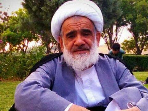 مرحوم حجت الاسلام والمسلمین علی اکبر محمودی برهان