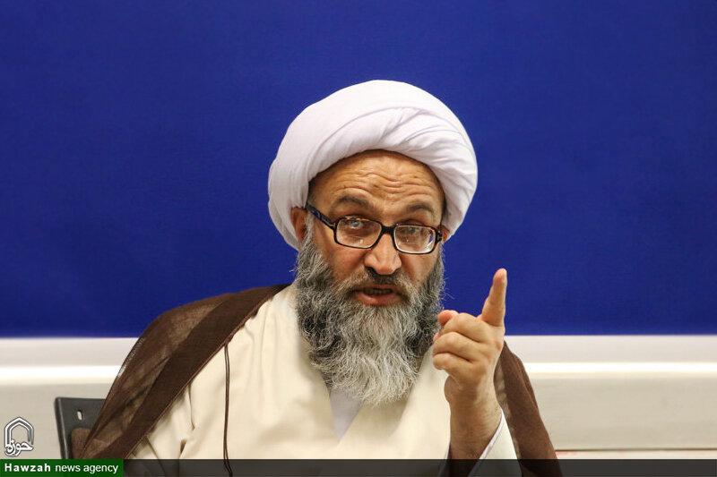 سخنان سید کمال حیدری، افتراء ظالمانه و کذب آشکار است