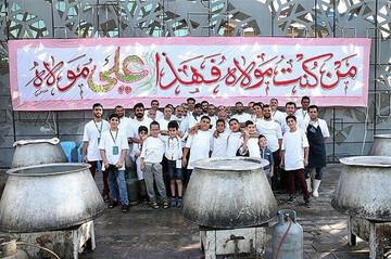 توزیع ۸ هزار پرس غذای گرم در طرح اطعام غدیر یزد