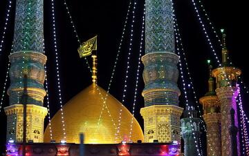 تولید ۱۰ دیوارنگاره با موضوع سلام به حضرت معصومه(س)