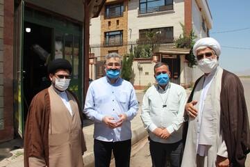 طبخ و توزیع ۳۰۰۰ پرس غذابین نیازمندان شهر اقبالیه
