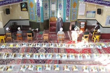 تصاویر/ بازدید امام جمعه همدان از اجرای رزمایش کمک مومنانه در سطح شهر به مناسبت عید غدیر