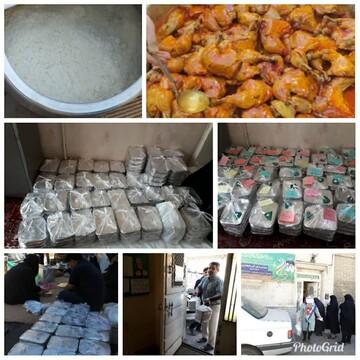 پخت و توزیع هزاران پرس غذای گرم در شهرهای آذربایجان شرقی