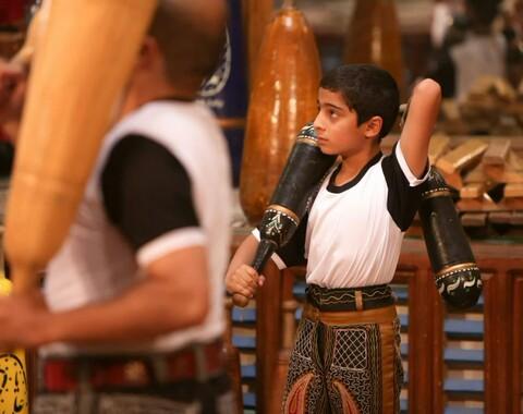 ویژه برنامه عید سعید غدیر در یزد