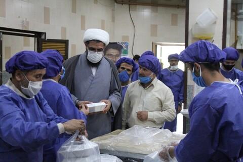 تصاویر/ حضور نماینده ولی فقیه در استان همدان در رزمایش کمک های مومنانه در سطح شهر همدان به مناسبت عید غدیر