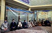 هیئت اندیشه ورز مدرسه علمیه آیت الله بهجت برنامه های خوبی را  پایه ریزی کرده است