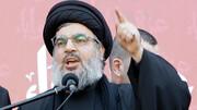 السيد حسن نصر الله: المسلمون لن يتحملوا أي إساءة للرسول الاكرم (ص)