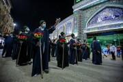 العتبتان المقدّستان الحسينيّة والعبّاسية تقدّمان أنموذجاً لإحياء الشعائر في زمن كورونا وفقاً لتوجيهات المرجعيّة الدينيّة