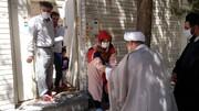 بالصور/ تكريم المدافعين عن الصحة بمدينة تبريز