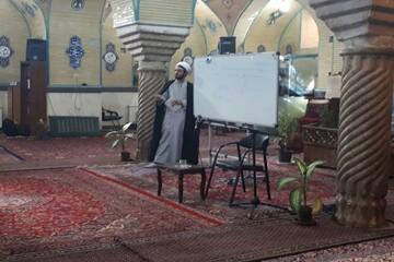 تصاویر/ دوره قرآنی و آموزشی مدرسه علمیه حافظین قرآن کرمانشاه