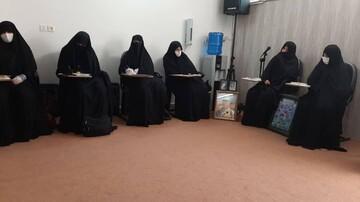 جلسه مطالبه حجاب و عفاف قم و اعتراض به ترویج بی قانونی و بی حجابی برگزار شد