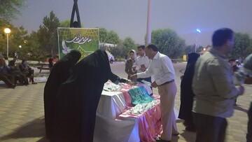 تصاویر/ برنامه های فرهنگی حوزه علمیه خواهران بناب در روز عید غدیرخم