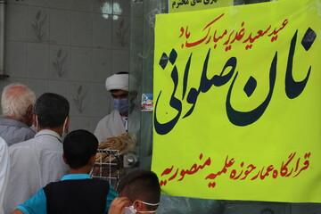 تصاویر| فعالیت های مبلغین قرارگاه عمار فارس در دهه ولایت