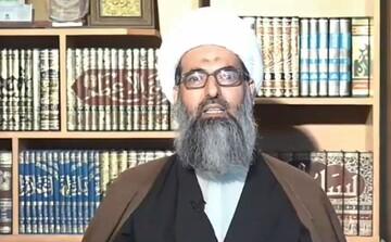 فیلم   پیام آیتالله محسن علی نجفی به مراسم رونمایی از سایت اردو حوزهنیوز