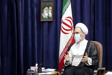 نشست مسئولین هیئت خادم الرضا (ع) با مدیر حوزه های علمیه