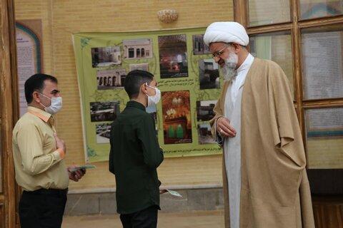 تصاویر/ مراسم جشن عید غدیر در مدرسه علمیه حاجی کلباسی اصفهان