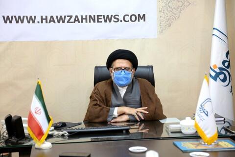 تصاویر/ نشست کوهساری با شورای دبیران خبرگزاری حوزه