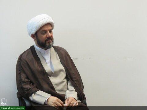 مهدی نجم - حوزه خواهران سمنان