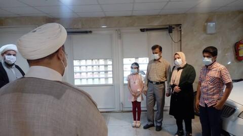 تجلیل از مدافعان سلامت تبریز