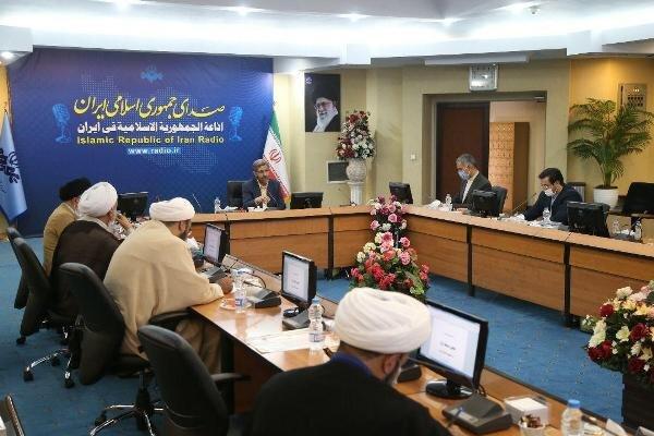 نشست خادمان رسانه ای مسجد در معاونت صدا  برگزار شد