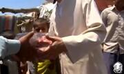 فیلم | کمک مومنانه قرارگاه جهادی مدرسه علمیه دارالسلام تهران در بلوچ آباد شهرری