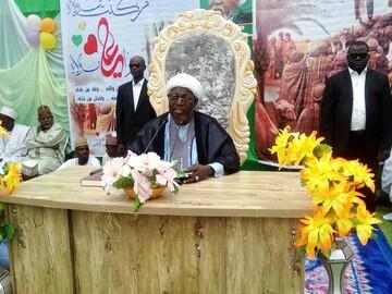 برگزاری جشن عید غدیر در ایالت کاتسینا نیجریه+تصاویر