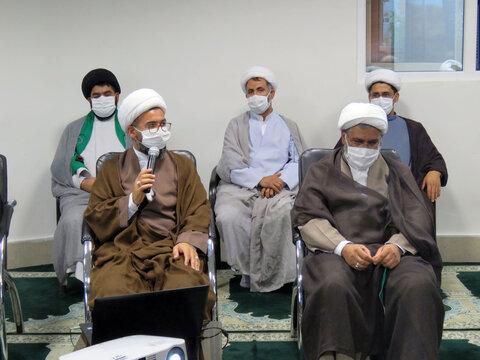 تصاویر| دیدار مبلغان غدیر با نماینده ولی فقیه در خراسان شمالی