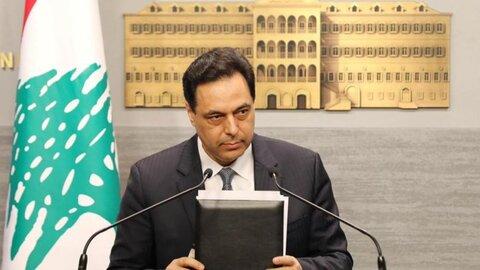 حسان دیاب نخست وزیر لبنان