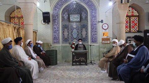 تودیع معارفه مدرسه محمودیه شیراز