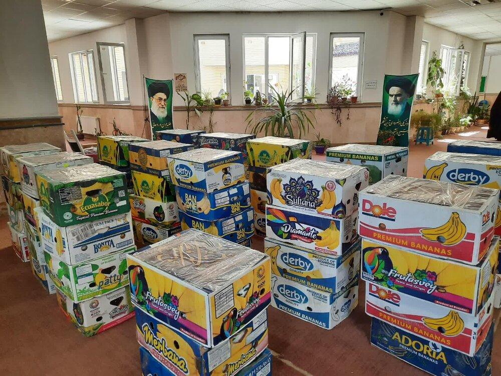 کمک ۶۵ میلیون تومانی مدرسه علمیه الزهرا (س) ارومیه به نیازمندان