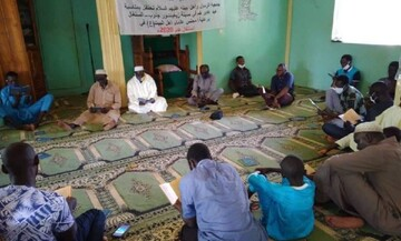 جشن عید غدیر از سوی شورای علمای اهل بیت(ع) در سنگال برگزار شد + تصاویر