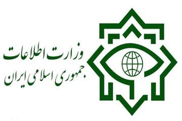 دستگیری ۵ تیم جاسوسی توسط وزارت اطلاعات + جزئیات