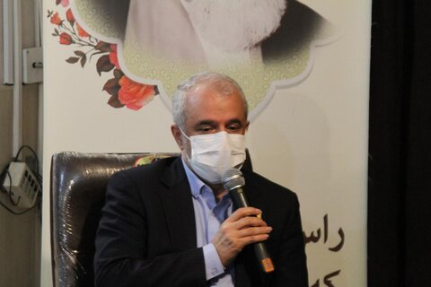 رییس بنیاد شهید و امور ایثارگران