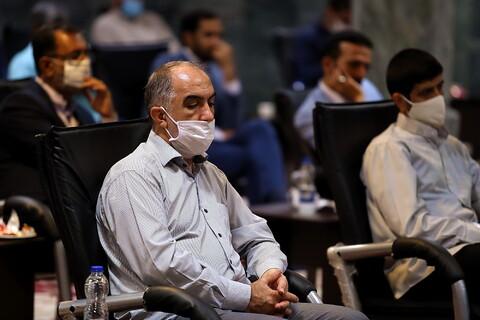 تصاویر/ مراسم تکریم از خبرنگاران خبرگزاری حوزه