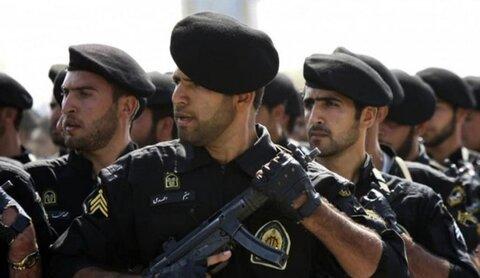 وزارة الأمن الإيرانية