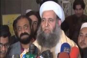 موساد کی خاتون عائشہ نام سے فرقہ وارانہ مواد کی تشہیر میں مصروف،وفاقی مذہبی امور نورالحق قادری