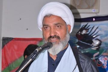 ملت تشیع پاکستان امن پسند قوم ہے، ہیلاں قاتلوں کی گرفتاری کا 10 دن کا الٹی میٹم، علامہ عبدالخالق اسدی